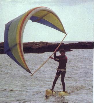 Kitesurf 3 - Kanala