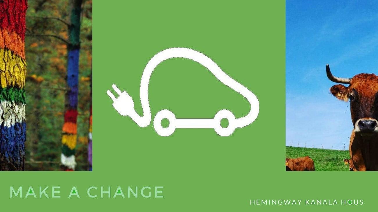 MAKE A CHANGE 1 - Kanala